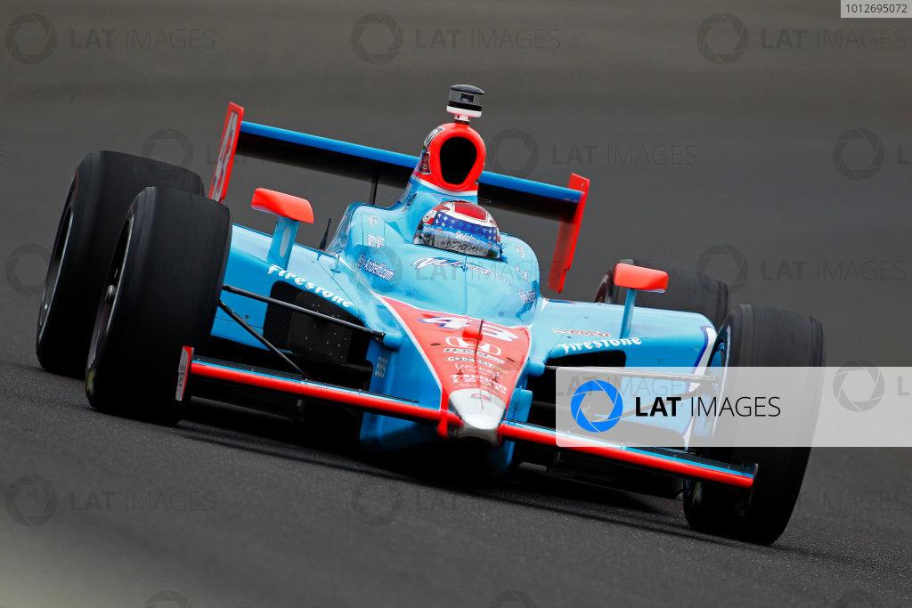 2010 IRL IndyCar Indy 500 Practice