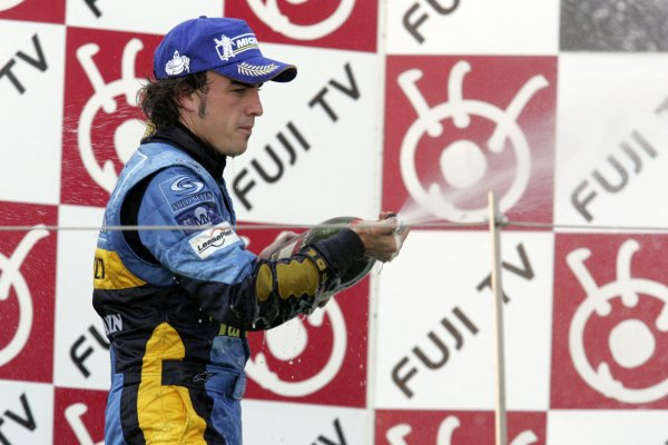 2005 Japanese Grand Prix Ð Sunday Race,