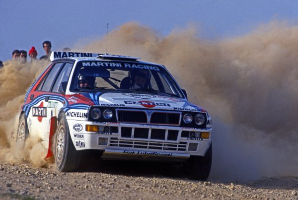 Portuguese Rally, Portugal. 3rd - 7th March 1992. Rd 3.