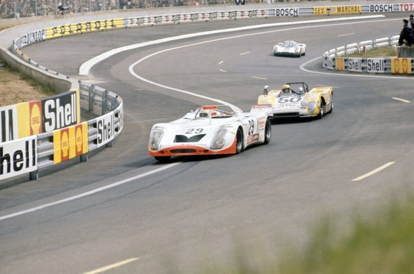 1971 Le Mans 24 hours.