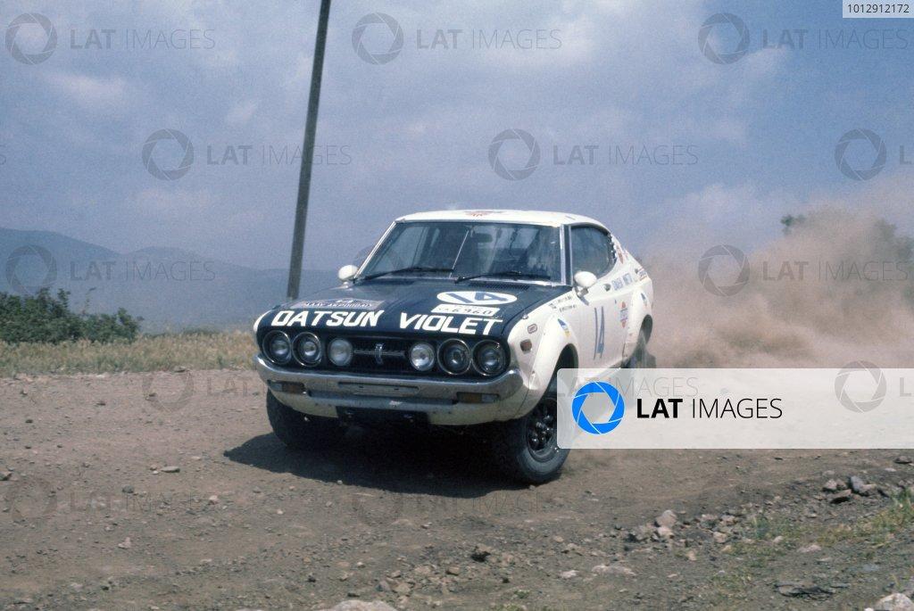 1976 World Rally Championship.