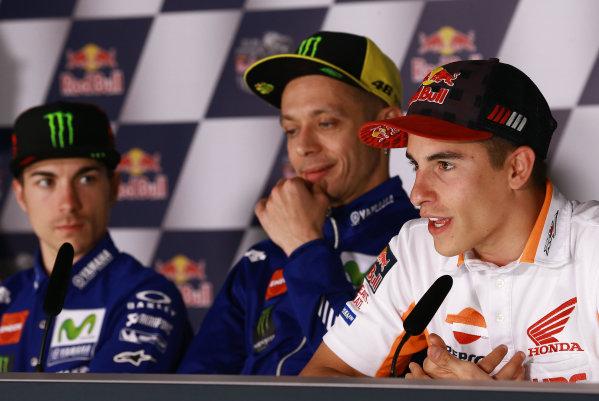 2017 MotoGP Championsip - Round 4 Jerez, Spain Thursday 4 May 2017 Marc Marquez, Repsol Honda Team World Copyright: Gold & Goose Photography/LAT Images ref: Digital Image 667552