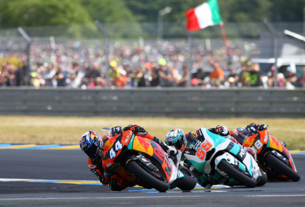 2017 Moto2 Championship - Round 5 Le Mans, France Sunday 21 May 2017 Miguel Oliveira, Red Bull KTM Ajo World Copyright: Gold & Goose Photography/LAT Images ref: Digital Image 671772