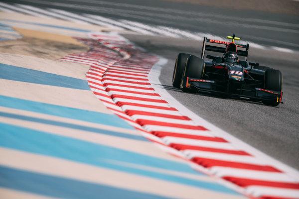 Bahrain International Circuit, Sakhir, Bahrain. Thursday 30 March 2017 Johnny Cecotto (VEN) Rapax  Photo: Malcolm Griffiths/FIA Formpula 2 ref: Digital Image MALC6724