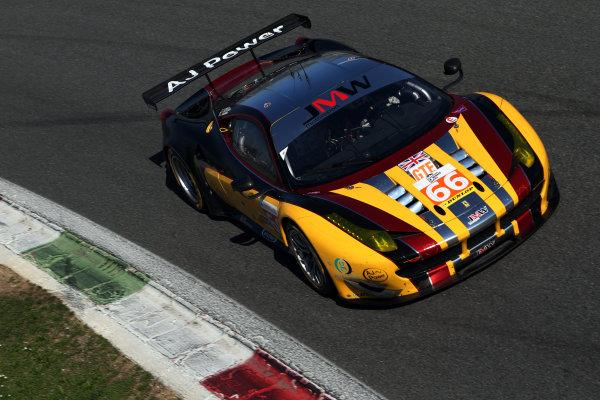 ELMS Prologue Monza