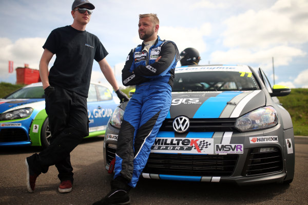 2017 VW Cup  Snetterton, 27th-28th May 2017, Walker World copyright. JEP/LAT Images