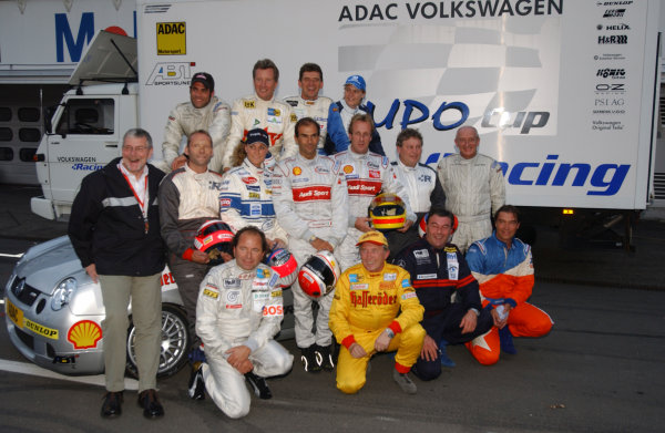 2003 DTM Championship , Hockenheim , Germany ,4 - 5 October 2003.