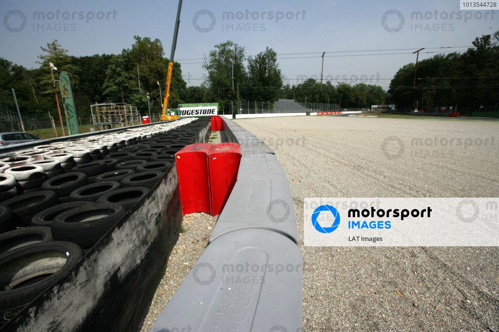 2008 Italian Grand Prix - Thursday Preview