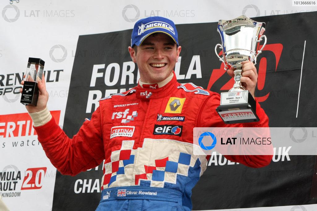 2011 UK Formula Renault Championship,