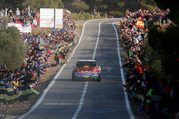 Round 12-Rally Spain. 20th-23th October 2011.Jari-Matti Latvala, Ford WRC, Action.Worldwide Copyright: McKlein/LAT