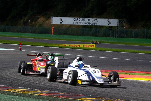 2016 BRDC F3 Championship, Spa-Francorchamps, Belgium. 7th - 9th July 2016. Will Palmer (GBR) HHC Motorsport BRDC F3. World Copyright: Ebrey / LAT Photographic.