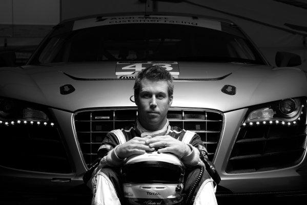 16-17 November, 2013, Sebring, Florida Bryce Miller driver of the #48 Paul Miller Racing Audi R8. @2013 Richard Dole LAT Photo USA