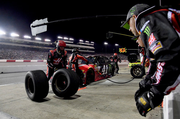 Monster Energy NASCAR Cup Series Federated Auto Parts 400 Richmond Raceway, Richmond, VA USA Sunday 10 September 2017 Kurt Busch, Stewart-Haas Racing, Haas Automation/Monster Energy Ford Fusion World Copyright: Rusty Jarrett LAT Images