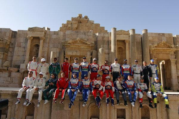 Round 04 Rally Jordan. 14th-16th April 2011.WRC drivers, Portraits.Worldwide Copyright: McKlein/LAT