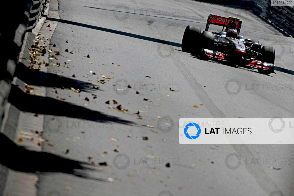 2011 Monaco Grand Prix - Thursday
