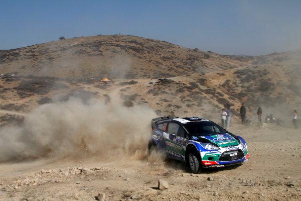 Round 03, Rally Mexico8th -11th March 2012Jari Matti Latvala, Ford, ActionWorldwide Copyright: McKlein/LAT