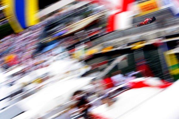 2007 Monaco Grand PrixMonte Carlo, Monaco.25th - 27th May 2007.Felipe Massa, Ferrari F2007. Action.World Copyright: Lorenzo Bellanca/LAT Photographicref: Digital Image ZD2J0107