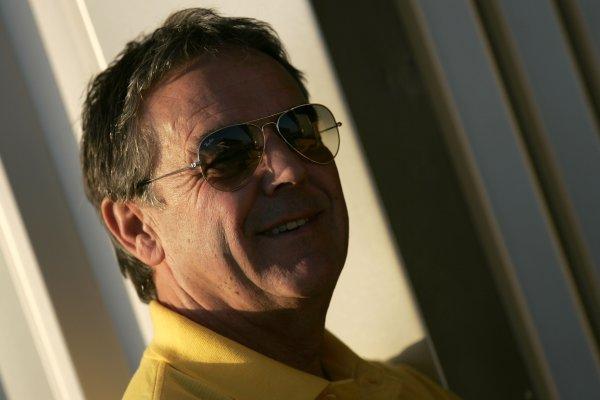 2008 GP2 Asia Series. Testing.Dubai. Dubai Autodrome. 20th January.David Price, (David Price Racing) Team Principal. Portrait. World Copyright: Alastair Staley/GP2 Series Media Serviceref: _MG_2218
