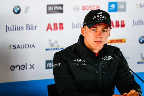 Maximilian Günther (DEU), Dragon Racing, in the press conference