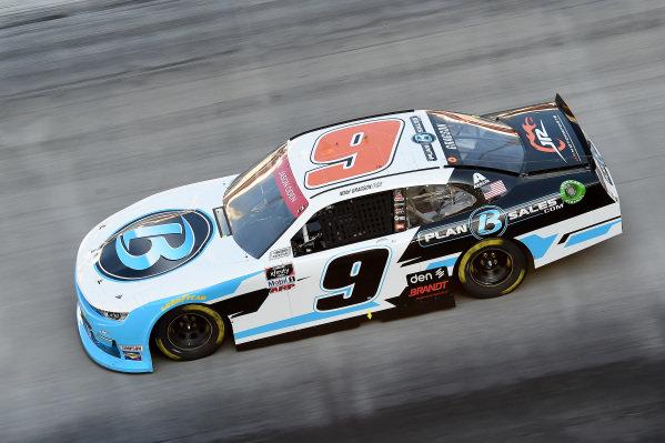 Noah Gragson, JR Motorsports Chevrolet Plan B Sales, Copyright: Jared C. Tilton/Getty Images.