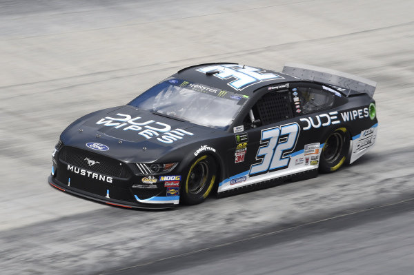 #32: Corey LaJoie, Go FAS Racing, Ford Mustang DUDE Wipes
