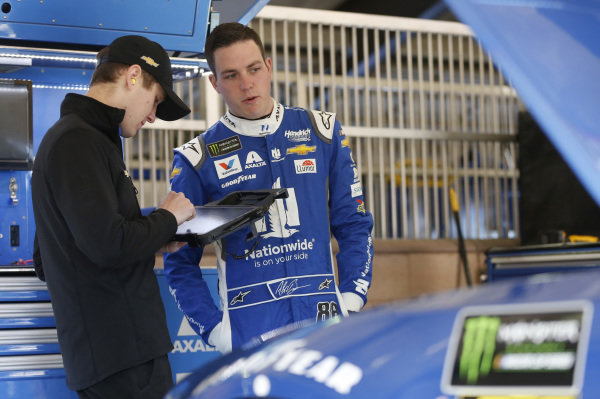 #88: Alex Bowman, Hendrick Motorsports, Chevrolet Camaro Nationwide Pet Insurance