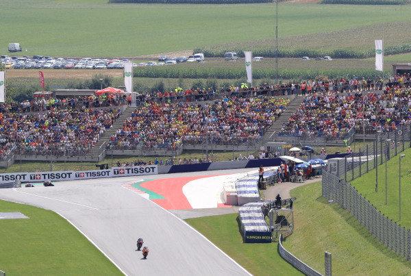 Miguel Oliveira, Red Bull KTM Ajo Francesco Bagnaia, Sky Racing Team VR46.
