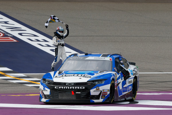 #2: Tyler Reddick, Richard Childress Racing, Chevrolet Camaro KC Motorgroup victory