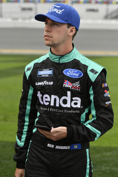 #99: Ben Rhodes, ThorSport Racing, Ford F-150