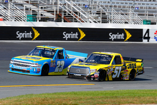 23-24 September, 2016, Loudon, New Hampshire USA Cody Coughlin and Spencer Gallagher ?2016, Russell LaBounty LAT Photo USA