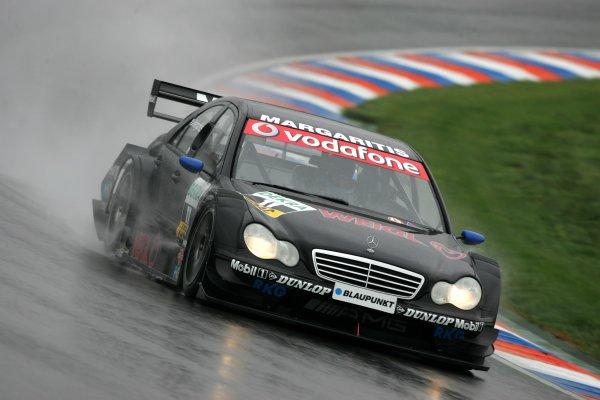 2006 DTM Championship.Round 2, Eurospeedway Lausitzring. 28th - 30th April 2006.Alexandros Margaritis (GRC), Persson Motorsport AMG-Mercedes, AMG-Mercedes C-KlasseWorld Copyright: Miltenburg/xpb cc/LATref: Digital Image Only