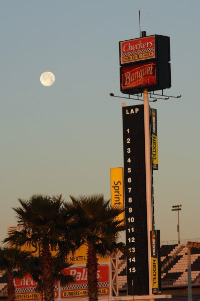 17 Feb , 2006 Flex Fuel 250, Daytona International Speedway