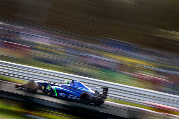 2017 F4 British Championship, Brands Hatch, 1st-2nd April 2017 Patrik Pasma (FIN) Carlin British F4  World Copyright. JEP/LAT Images