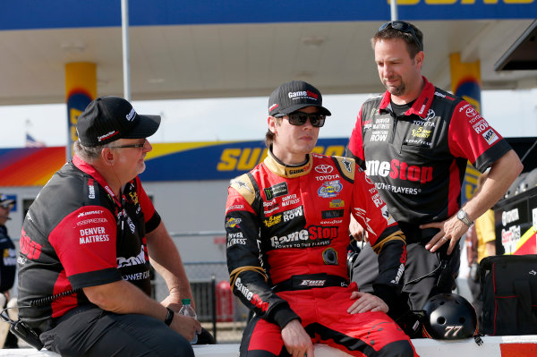 Monster Energy NASCAR Cup Series Toyota Owners 400 Richmond International Raceway, Richmond, VA USA Friday 28 April 2017 Erik Jones, Furniture Row Racing, GameStop/Prey Toyota Camry World Copyright: Matthew T. Thacker LAT Images ref: Digital Image 17RIC1mt1205