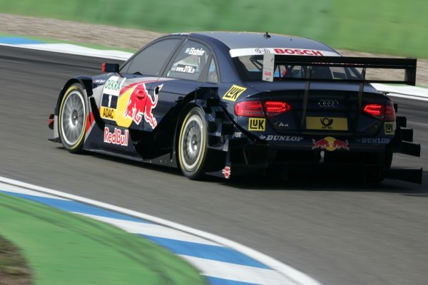 Matias Ekstrom (SWE) Audi Sport Team Abt Sportsline 