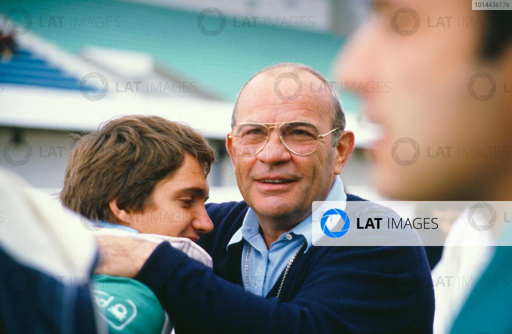 1984 Formula One World Championship.