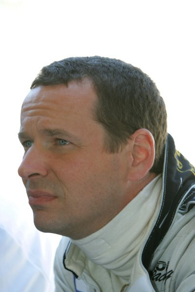 Butch Leitzinger (USA) Dyson Racing.American Le Mans Series, Rd2, Road Atlanta, USA, 17 April 2005.DIGITAL IMAGE