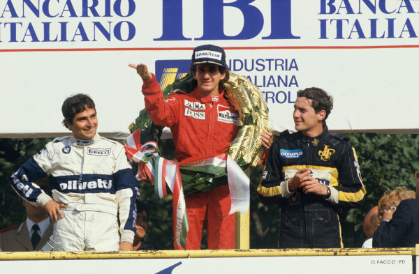 1985 Italian Grand Prix.