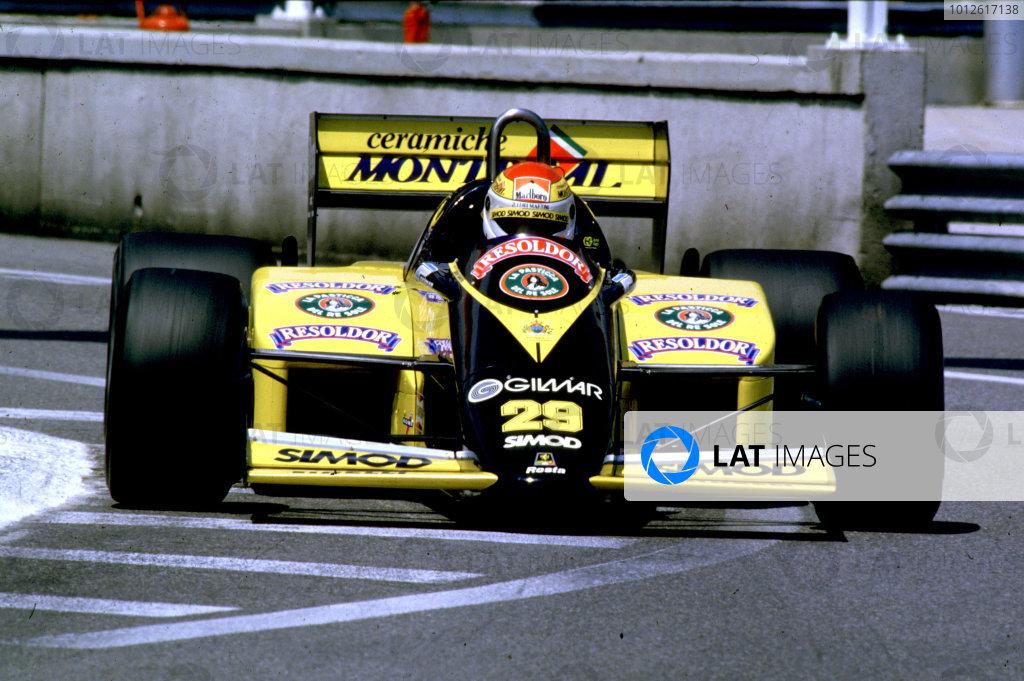 1985 Monaco Grand Prix