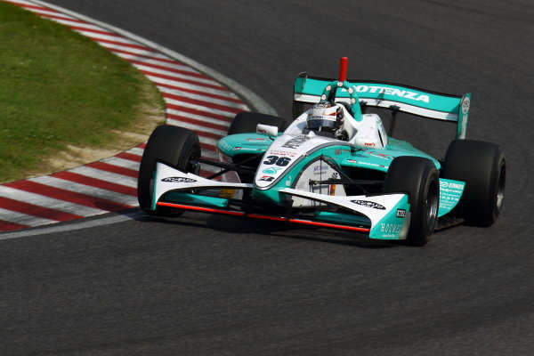 Round 1 - Suzuka, Japan.