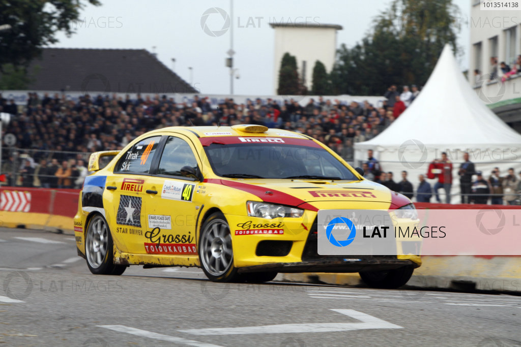 2010 FIA World Rally Championship