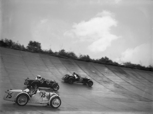 1931 JCC Double Twelve.