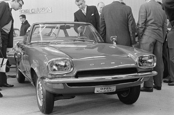 Vignale Opel Kadett A (one-off)