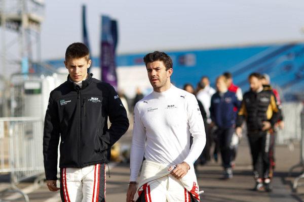 Arthur Leclerc (MCO), Rookie Test Driver for Venturi and Norman Nato (FRA), Rookie Test Driver for Venturi