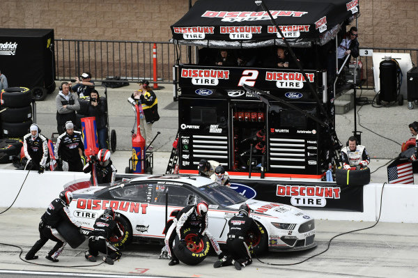 #2: Brad Keselowski, Team Penske, Ford Mustang Discount Tire/Americas Tire