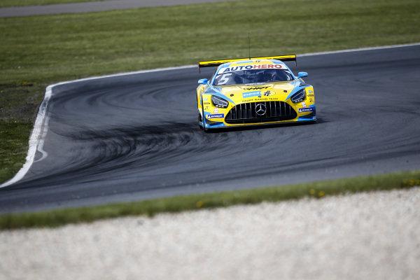 Vincent Abril, Haupt Racing Team Mercedes AMG GT3..