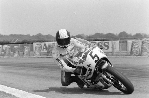 Dave Potter, Yamaha.