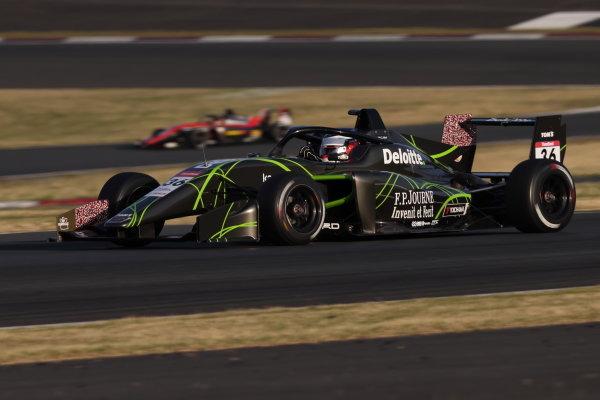 Rd1&3, Giuliano Alesi ( #36 TOM'S TAZ31 Dallara 320 Toyota), 3rd