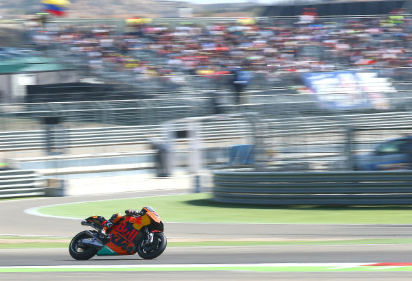 2017 MotoGP Championship - Round 14 Aragon, Spain. Saturday 1 January 2000 Mika Kallio, Red Bull KTM Factory Racing  World Copyright: Gold and Goose / LAT Images ref: Digital Image 694224