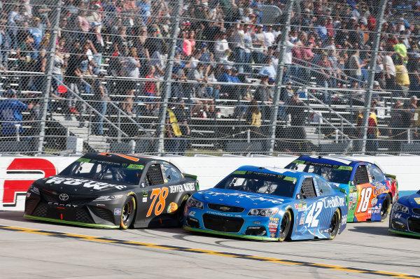 Monster Energy NASCAR Cup Series Apache Warrior 400 Dover International  Speedway, Dover, DE USA